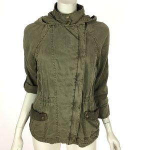 Max Jeans Military Anorak Safari Jacket